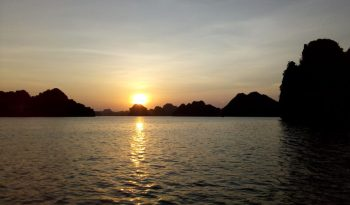I love Vietnam - Halong Bay - Diane Lee
