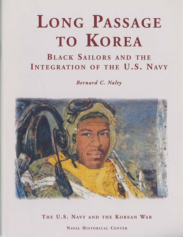 Long Passage to Korea Cover