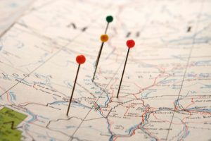 map-with-push-pins