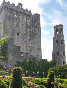 Ireland 101: Image of Blarney Castle