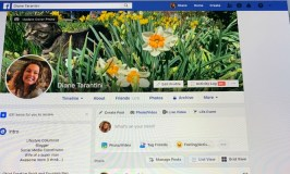 Extreme Makeover: Facebook Edition--Image of a Facebook wall.