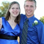 Holly and Luke VanSkike