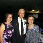 Melanie Musselman and Jim and Shirley Hundley