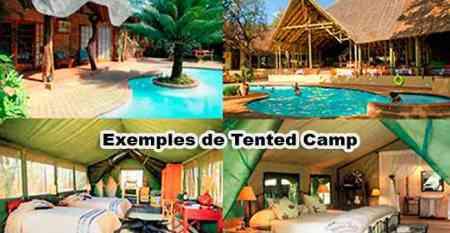 Kibo Camp - Safari 4 jours Tsavo Amboseli Lodge