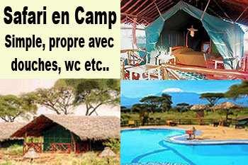 Kibo Camp - Safari de Diani Mombasa à Diani Mombasa Tsavo Amboseli