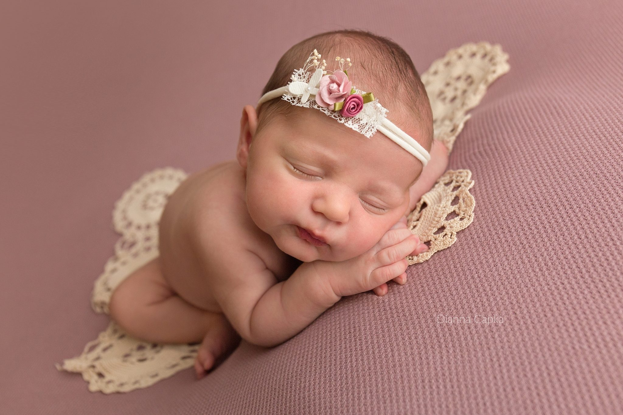 Leola newborn photographer