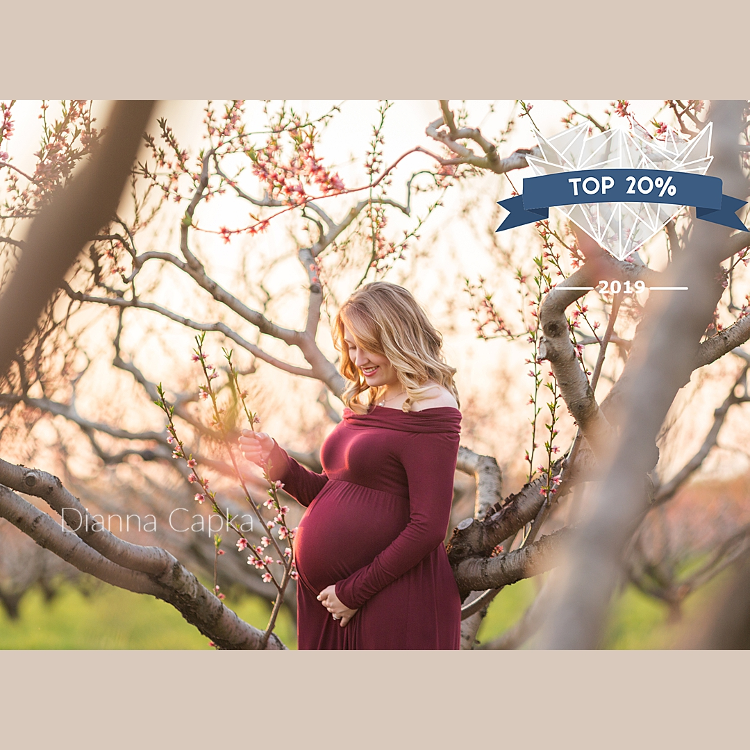 Lancaster maternity photographer