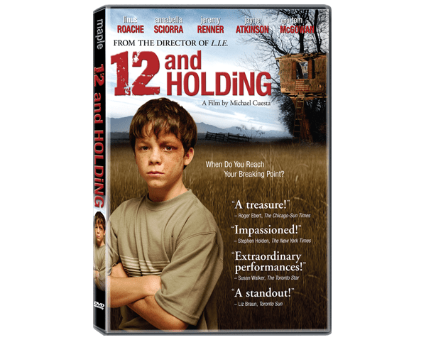 Keyart for home entertainment: 12 and Holding