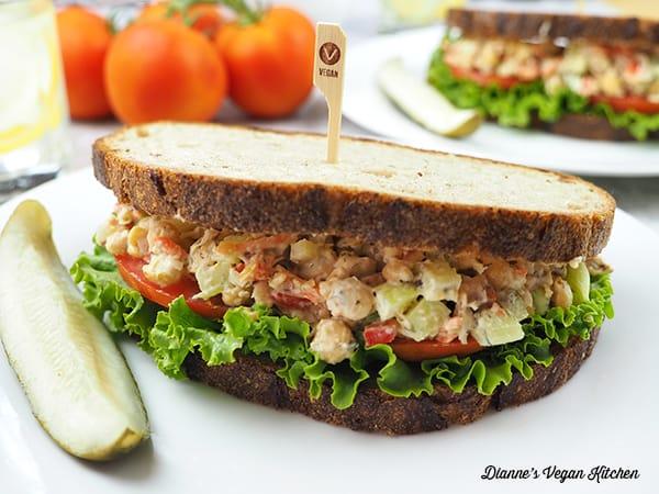 sandwich horizontal