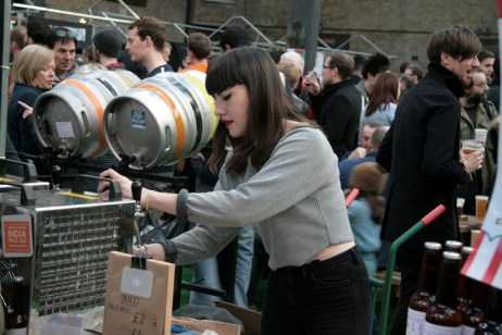 London Brewer's Market