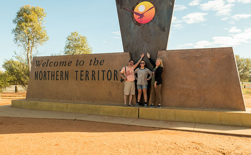 Day 5 – Marla to Alice Springs