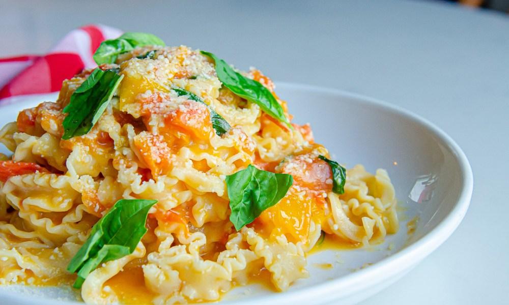 DiAnoia's Heirloom Tomato Tripole Pasta