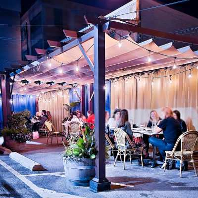 DiAnoia's Eatery Outdoor Dining