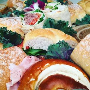 Corporate lunch catering in Philadelphia