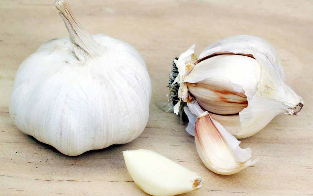 Garlic in Your Wedding Menu
