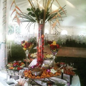 Benefits of wedding buffet