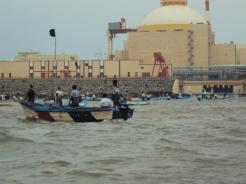 Koodankulam Fishermen protest 9