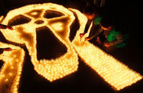 Fukushima lights
