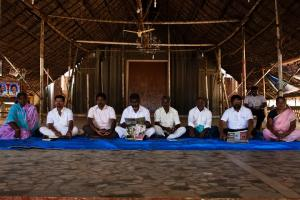Hunger strike in Koodankulam