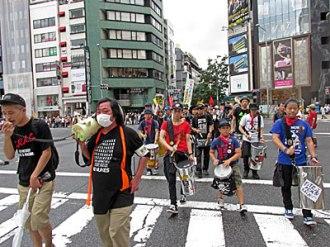 No Nukes Day Tokyo June 28 2014 - 11