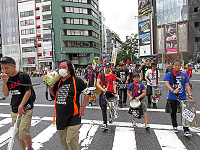 No Nukes Day Tokyo June 28 2014 - 11