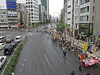 No Nukes Day Tokyo June 28 2014 - 8