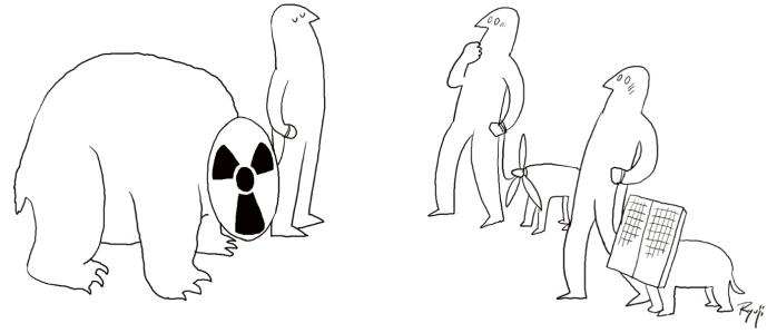 sentaku cartoon