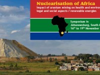 Inviting Debt and Destruction: Why Nuclear Power for African Countries Doesn't Make Sense