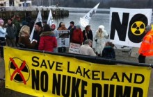 Cumbrian Nuclear Safety Group Urges a United Nations Investigation Into Waste Dump