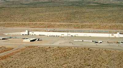 The Device Assembly Facility at the Nevada Test Site, where the Godiva device is housed. NNSS.gov