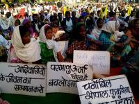 [In Pictures] Ground Report: People in Narmada Valley Say a Loud No to Chutka Nuclear Project