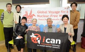 Nobel to ICAN: The Courage to Challenge the Nuclear World Order