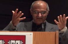 Nuclear Weapons Use in South Asia: Zia Mian's Lecture at Harvard