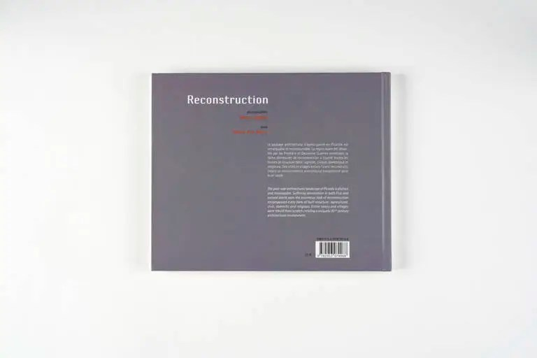Reconstruction - Nigel Green Reconstruction – Nigel Green [2010]