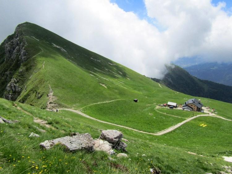 rifugio Dal Piaz