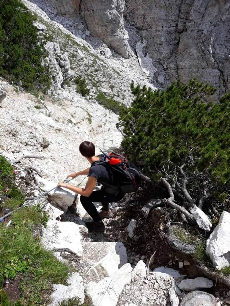 giro del monte Pelmo