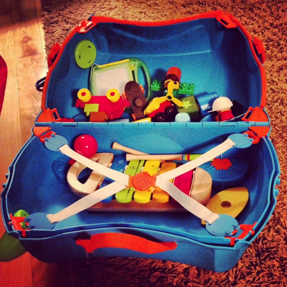 Reasons I Love The Trunki Suitcase - Fab Find Friday