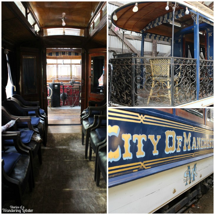 The City of Manchester parlor car
