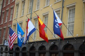Hotel flags