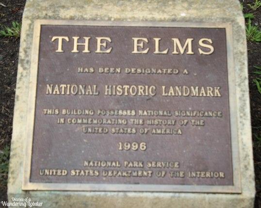 The Elms Newport, RI