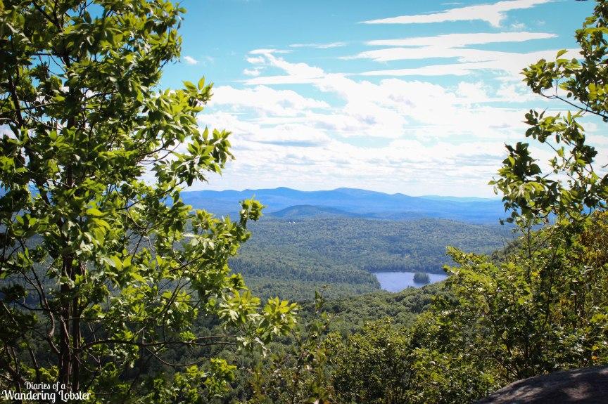 Pleasant Mountain outlook
