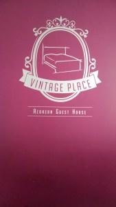 Vintage Place