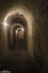 Ponta Delgada fort WWII tunnels