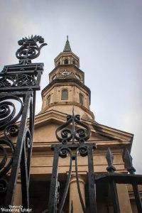 St Philip's Church Charleson