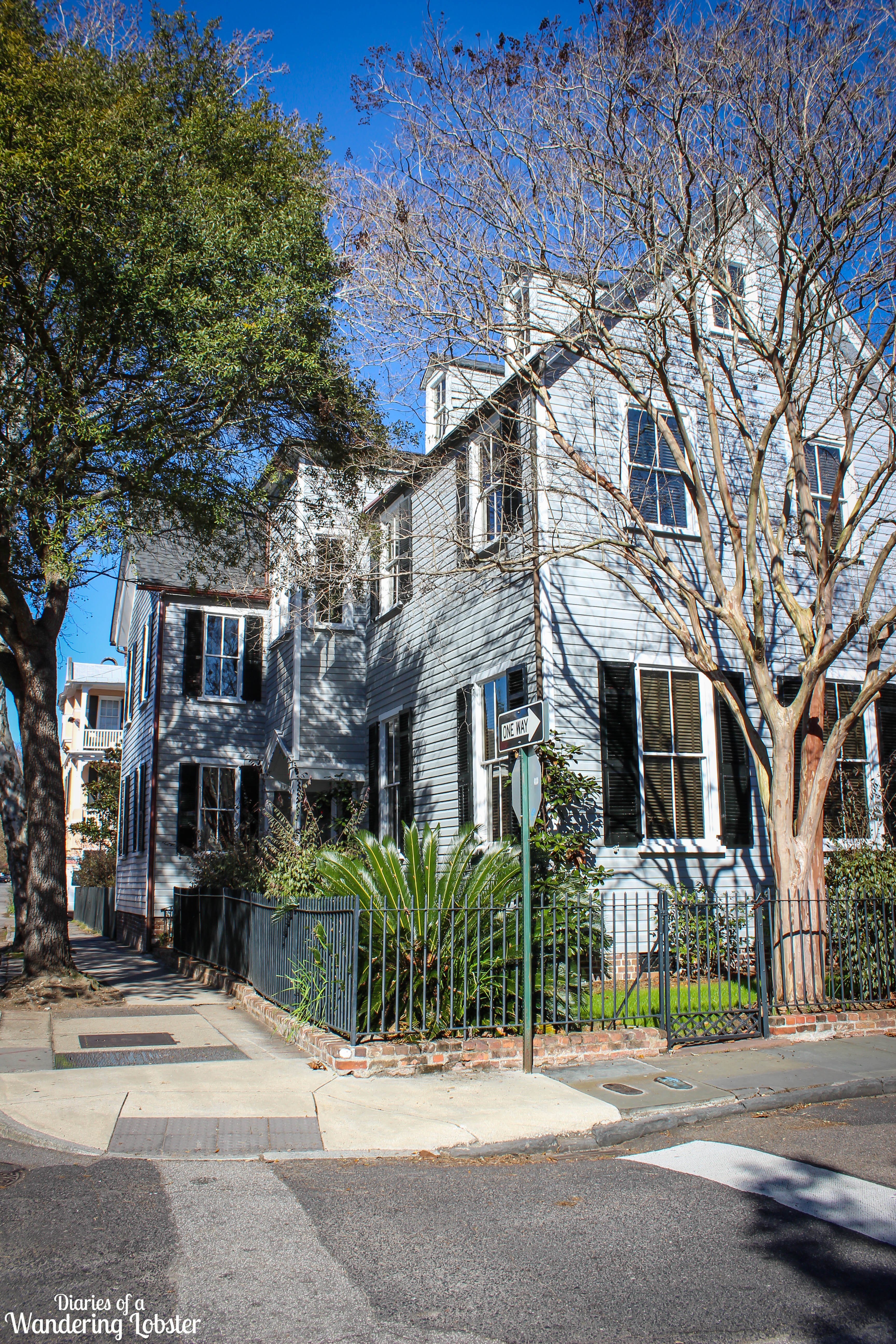 An Architecture Tour of Charleston - Diaries of a Wandering Lobster