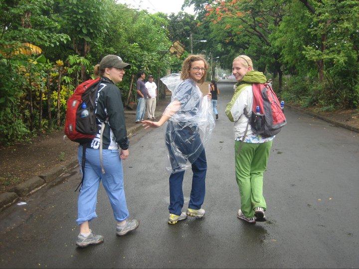 home visits Nicaragua