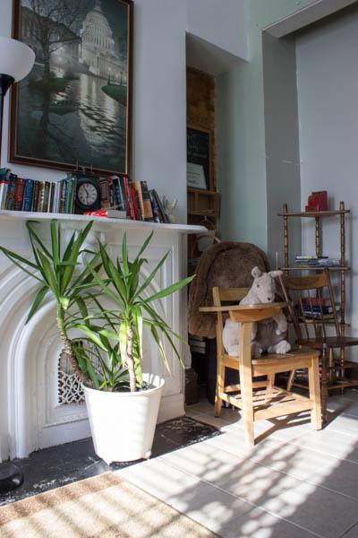 common room DC Lofty Hostel