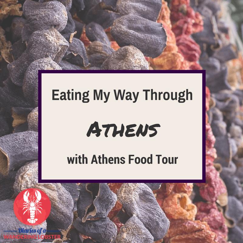 Athens Food Tour Greece