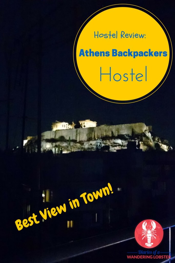 Athens Backpackers Hostel review Athens Greece