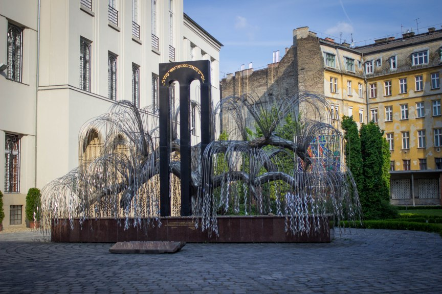 Great Synagogue Weeping Tree